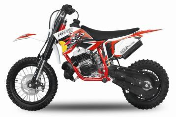 DIrt bike  MX BIKE NRG 50CC 12/10