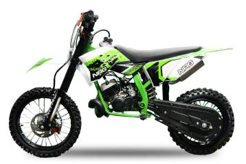 DIrt bike moto cross NRG 50CC  roues 14/12